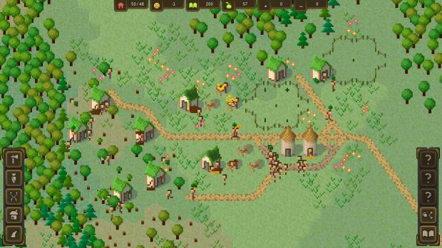MicroTown screenshot