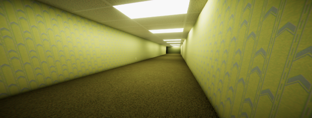 really long hall itchio 2