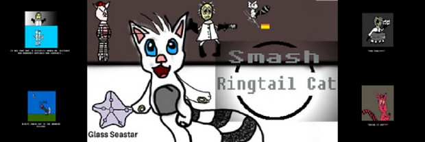 Smash Ringtail Cat: Special Edition