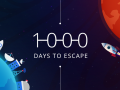 1000 days to escape. OUT NOW on STEAM!