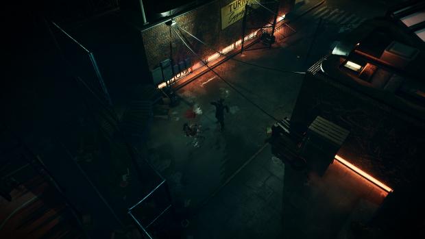 Gamedec Screenshot