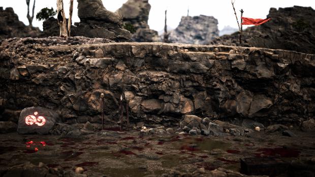 Knight Game Iron Blood Mountain Map 1
