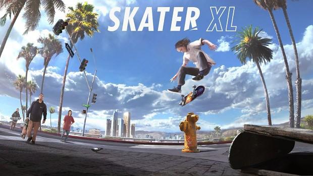 Skater XL Key Art