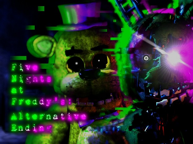 Five Nights at Freddy's: Alternative Ending