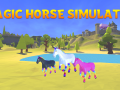 Magic Horse Simulator-3D Wild Horses Adventure