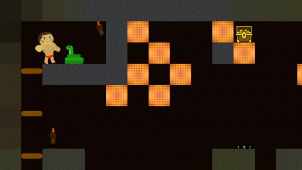 Screenshot 4: Dungeon