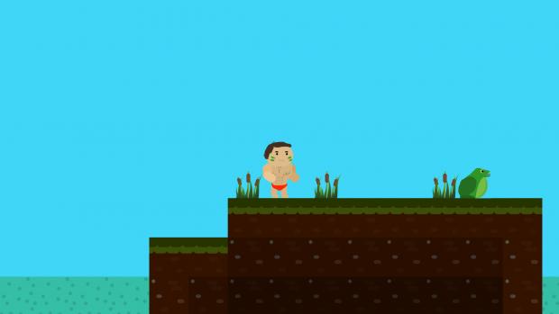 Screenshot 1: Swamp