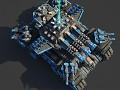 TankidiumWar - A top-down shooter sci-fi 2D war game