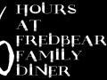 Six Hours At Fredbear's Family Diner