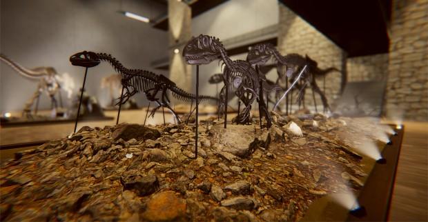 Dinosau Fossil Hunter