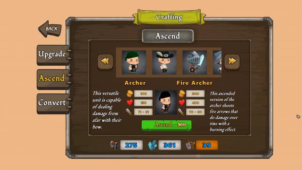 Ascend Units