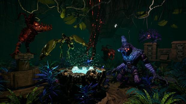 Arboria - Queen's Fall Update
