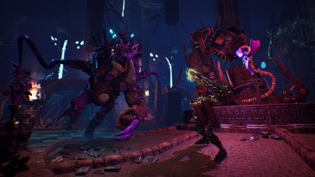 Arboria - Tainted Throne Update