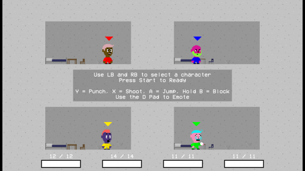 Altercation Gameplay Screenshots