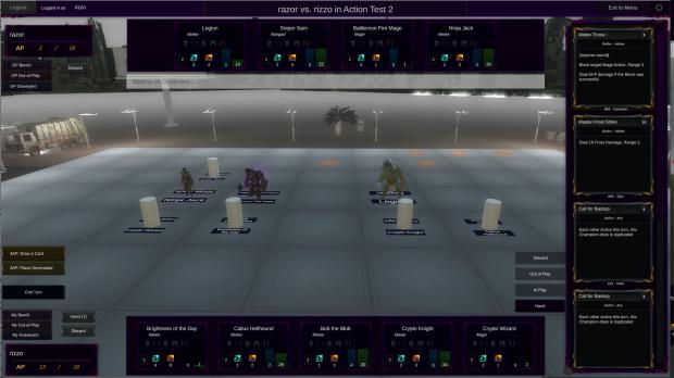 BGC v0.1.9 new UI