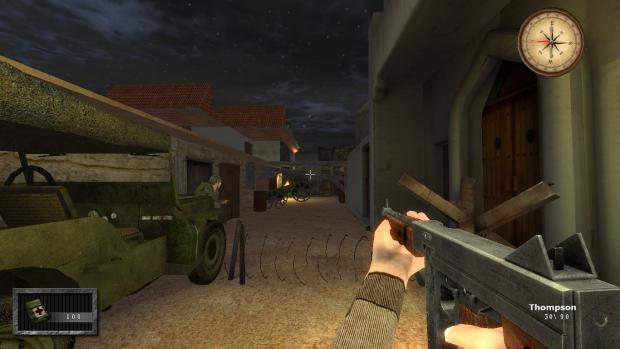 Start Your Patrol In An Enemy-Occupied Village