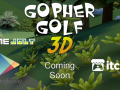 Gopher Golf 3D