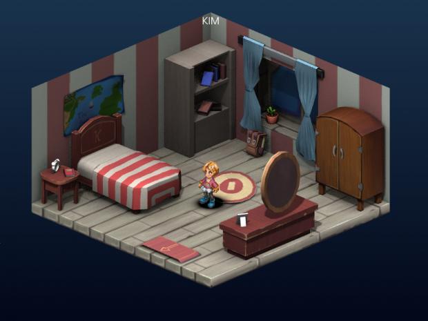 kims room