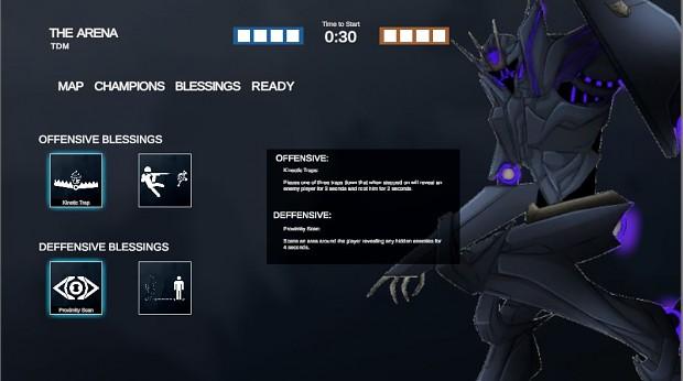 S.U.R.G.E.'s ability screen