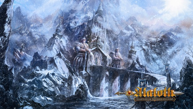 Alaloth - Champions of the Four Kingdoms - Dwarven Realm