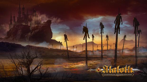 Alaloth - Champions of The Four Kingdoms - The Desolation of Baga