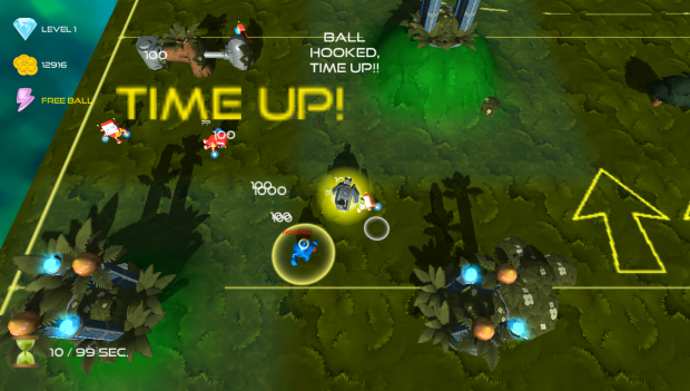 OMG - One More Goal! Out now on Steam!!