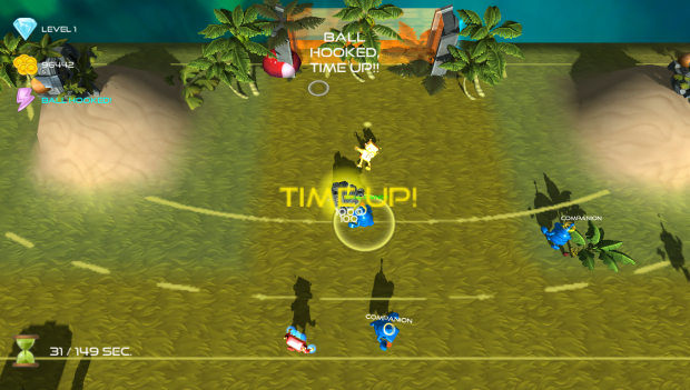 OMG - One More Goal! - gameplay alpha