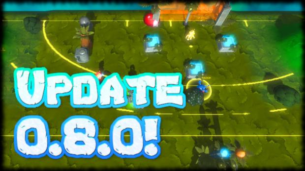 OMG - One More Goal! - new media version 0.8.0!
