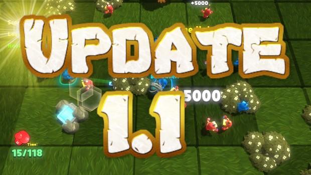 OMG - One More Goal! - Update 1.1!