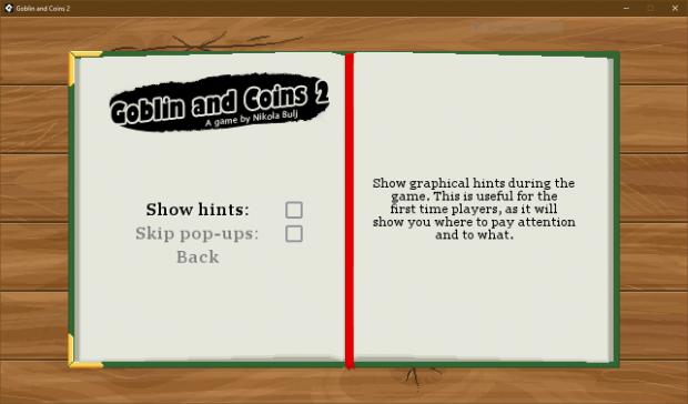 menu/settings/gameplay (wip)