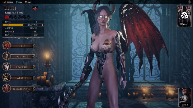 She Will Punish Them Lilith