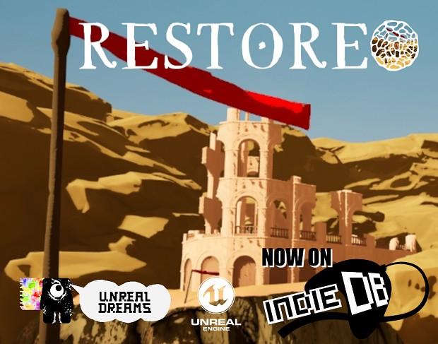 Restore On IndieDB