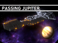 Passing Jupiter (Work title)