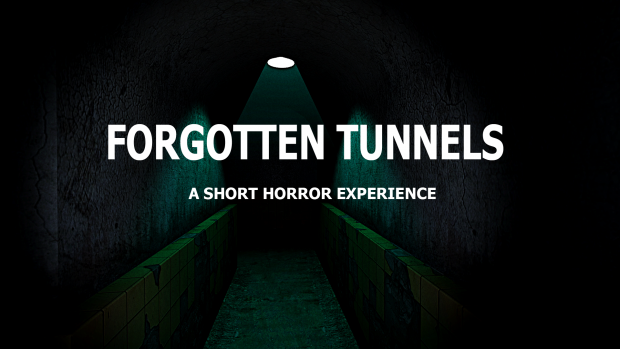 Forgotten Tunnels Cover