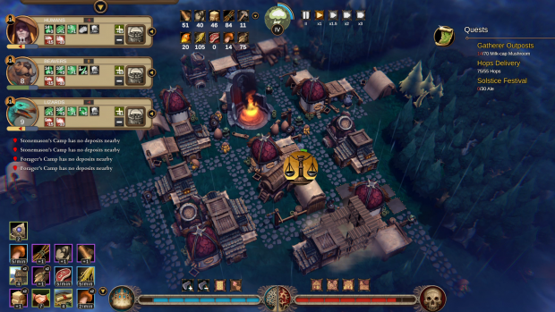 Against the Storm   Screenshot 4 1