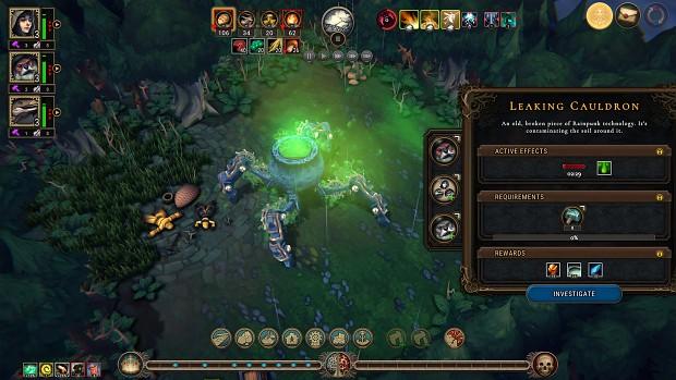 Screenshot 9   Royal Woodlands Drizzle   Leaking Cauldron