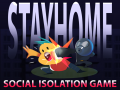 StayHome: Social Isolation Game