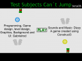 Test Subjects Can´t Jump