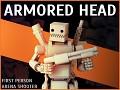 ARMORED HEAD