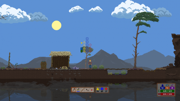 Island Later in the Game