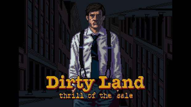 Dirty Land Poster