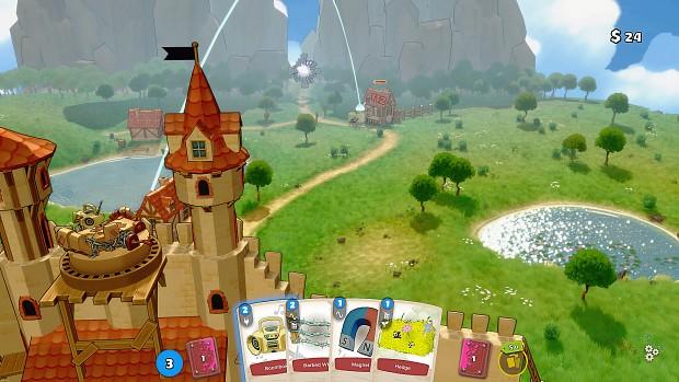 Ridiculous Catapult Simulator - Screenshot
