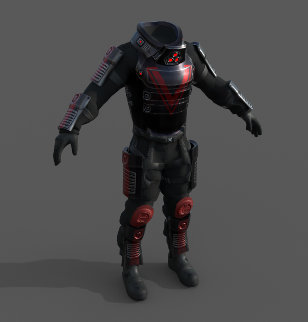 Armored Rig