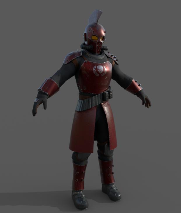 Raider model
