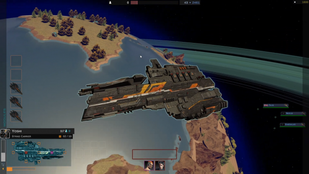 The Strike Carrier