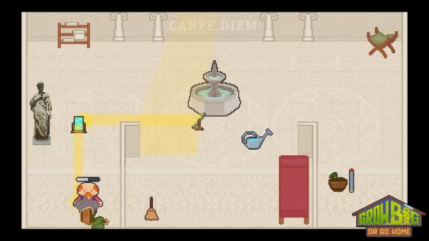 Roman Level Screenshot