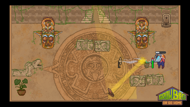Mayan Level Screenshot