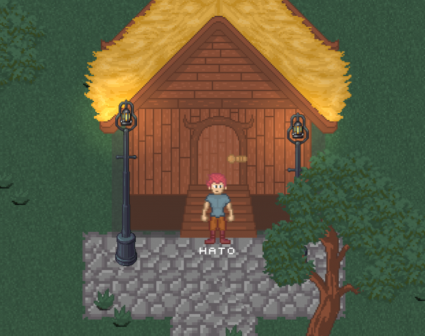 Devlog #1: Game updated to new artstyle