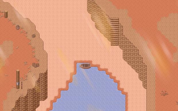 Pirate Souls Desert Island