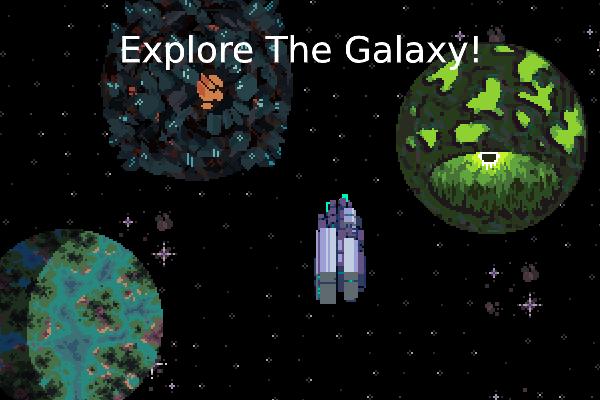 explore the galaxy 7